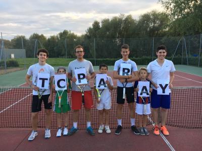 École tennis 2017