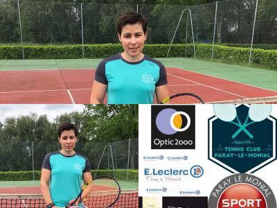 Christine championne de Saône et Loire