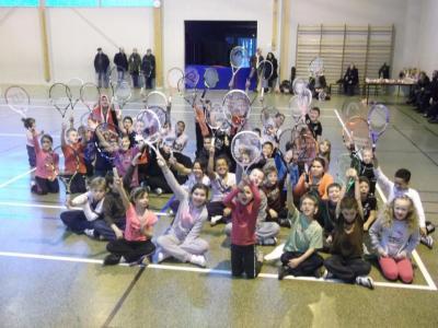 Fête du Club Junior décembre 2013