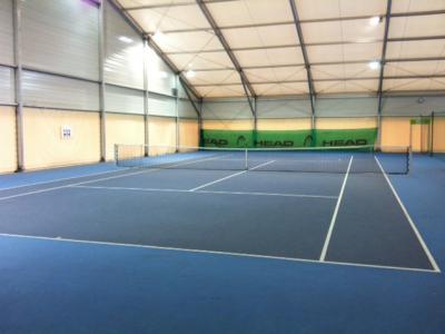 base de loisirs seine école court 5 green set