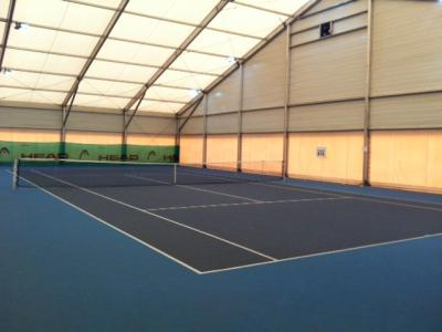 base de loisirs seine école court 6 green set