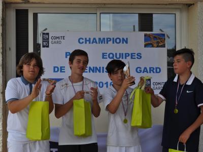 Champions du Gard